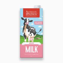 Australia s own skim dairy milk 1l