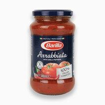 Barilla arrabbiata sauce 100  italian tomatoes 400g