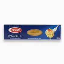 Barilla spaghetti durum wheat semolina pasta 500g