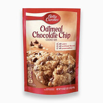Betty crocker oatmeal chocolate cookie mix 17 5oz