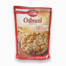 Betty crocker oatmeal cookie mix 496g
