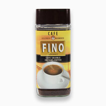 Cafe fino agglomerated instant coffee 200g