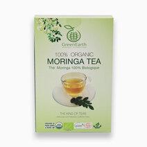 Green Earth 100% Organic Moringa Tea (100g) by International Wholesale Grocers