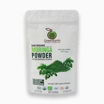Green Earth Raw Organic Moringa Powder (100g) by International Wholesale Grocers
