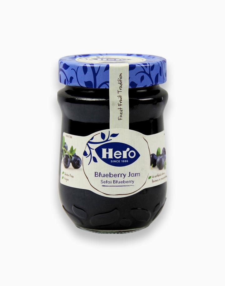 Hero Finest Fruit Tradition Blueberry Jam by Hero