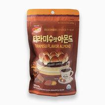 Murgerbon tiramisu flavor almonds 180g