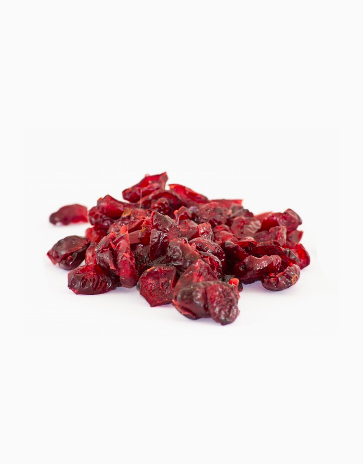 Dried Cranberries (1000g Jar) by Philippine Pure