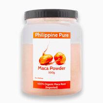 40869 organic maca powder 500g jar 1