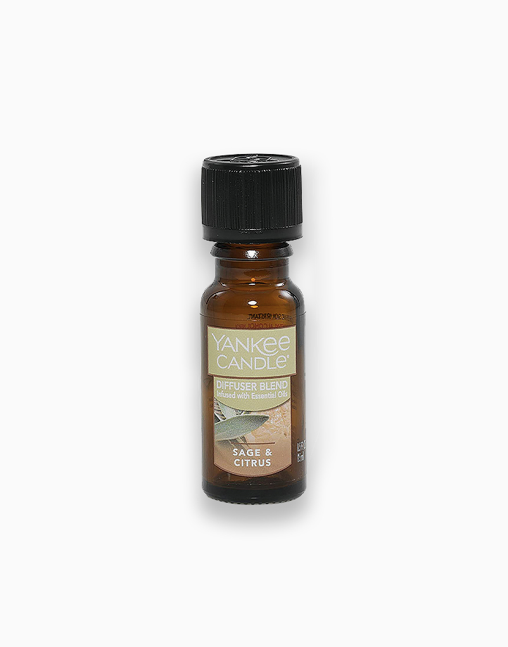 Aroma Diffuser Blend by Yankee Candle   Sage and Citrus