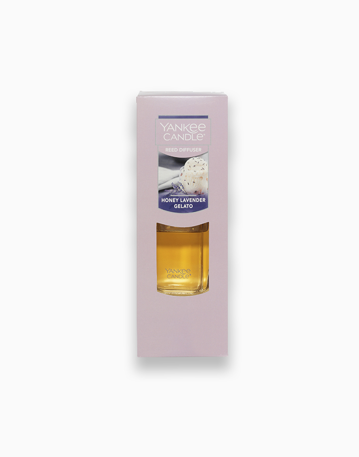 Reed Diffuser by Yankee Candle | Lavender Gelato