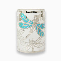 Yankee candle jar candle holder dragonfly