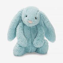 Jellycat bashful aqua bunny %281%29