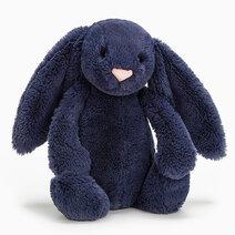 Jellycat Bashful Navy Bunny (S) by Jellycat