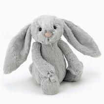 Small bashful silver bunny %281%29