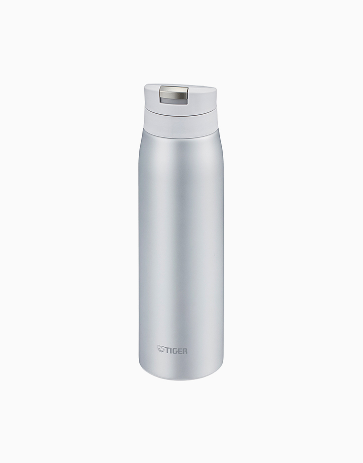 Stainless Steel Bottle MCX-A601 (600ml) by Tiger | Matte Silver