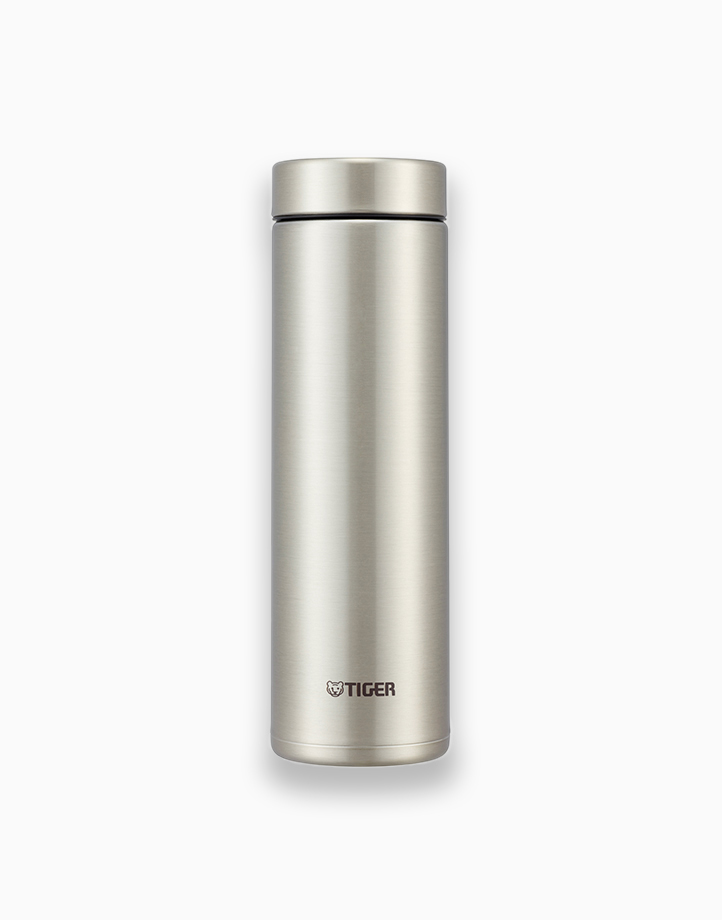 Stainless Steel Bottle MMZ-A501 (500mL) by Tiger | Clear Stainless