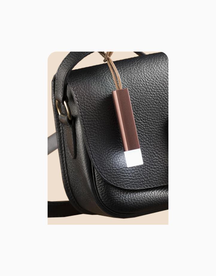 Fine Bag Light by Lexon | Burgundy
