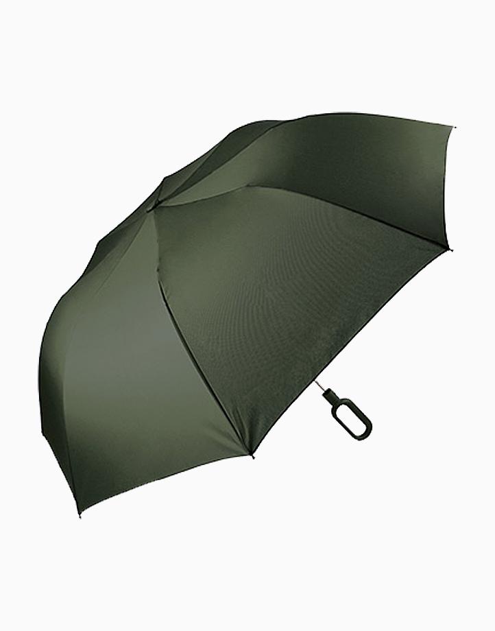 Mini Hook Umbrella by Lexon   Khaki