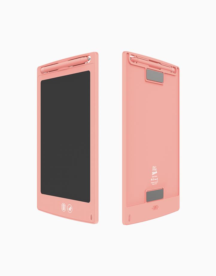"Sketch II Liquid Crystal Sketch Pad (8.5"") by myFirst | Pink"