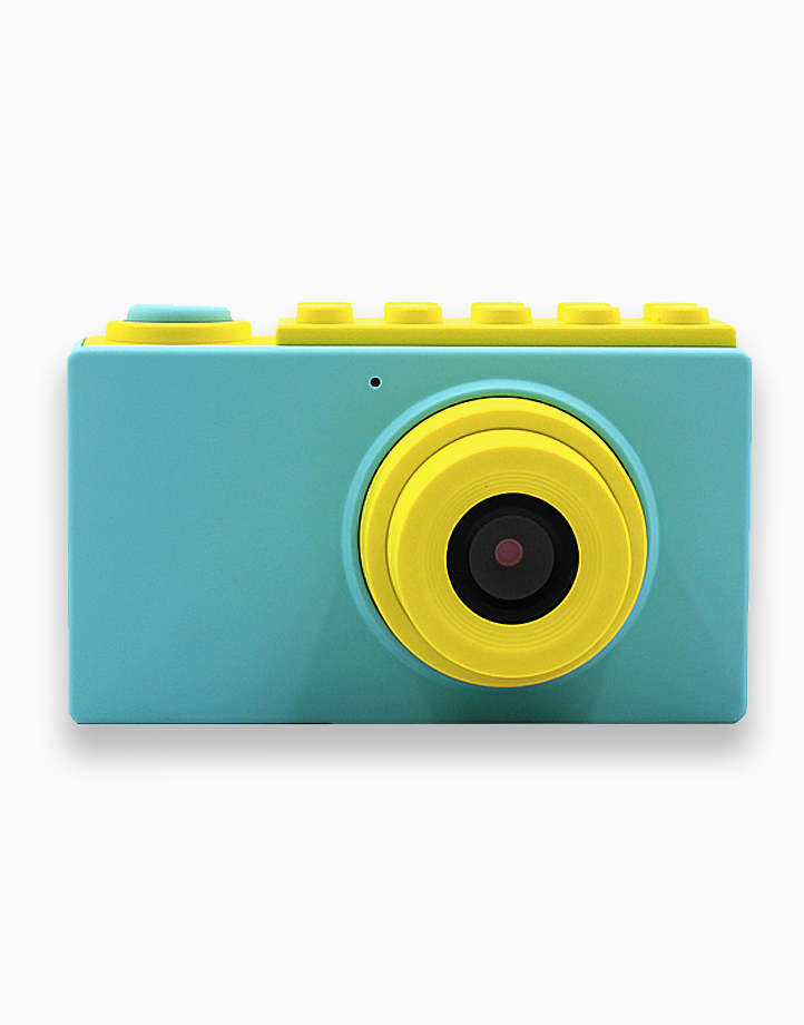 Camera2 8MP with Water/Dustproof Case by myFirst | Blue