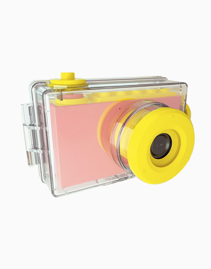 Camera2 8MP with Water/Dustproof Case by myFirst | Pink