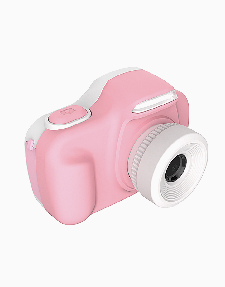 Camera3 16MP Dual Lens with Macro by myFirst | Pink