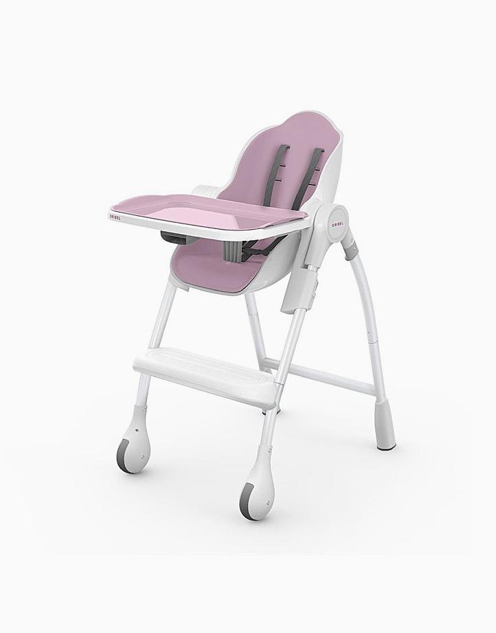 Cocoon High Chair by Oribel | Meringue
