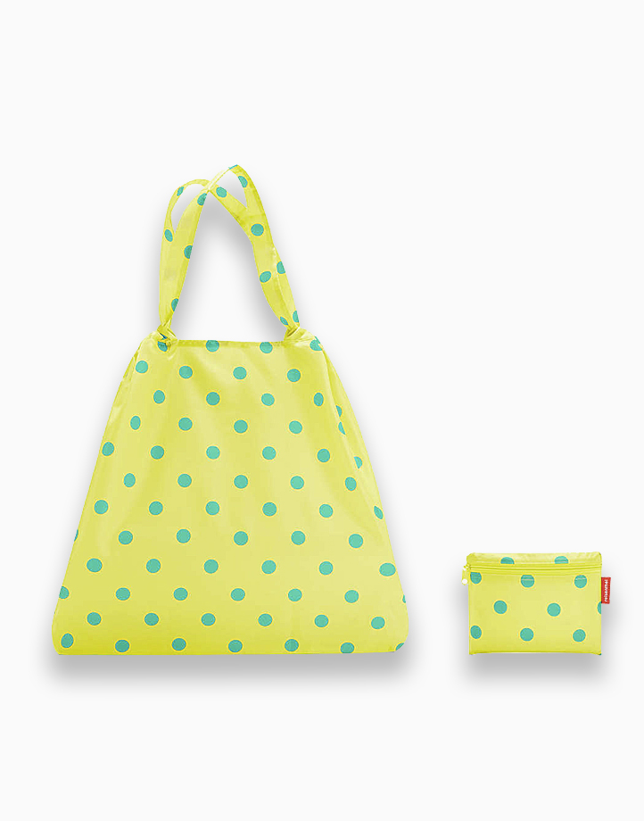 AR Mini Maxi Loftbag by Reisenthel®   Lemon Dots