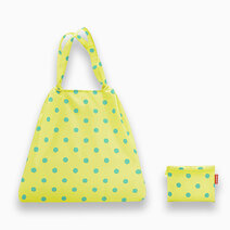 Reisenthel ar mini maxi loftbag lemon dots