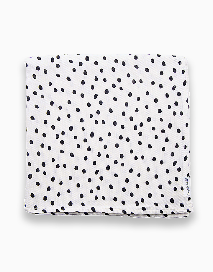 Swaddle Blanket by Tiny Twinkle   Dalmation