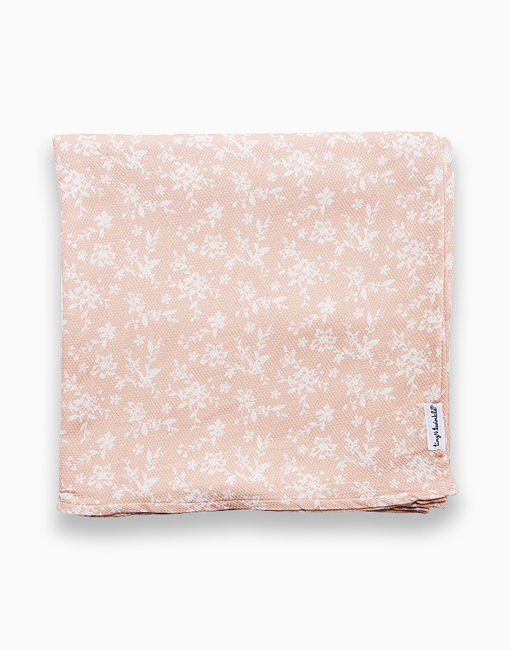 Swaddle Blanket by Tiny Twinkle   Petite Floral
