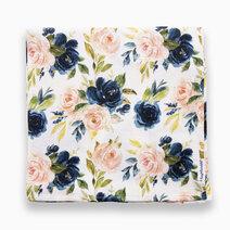 Swaddle blanket blush 1
