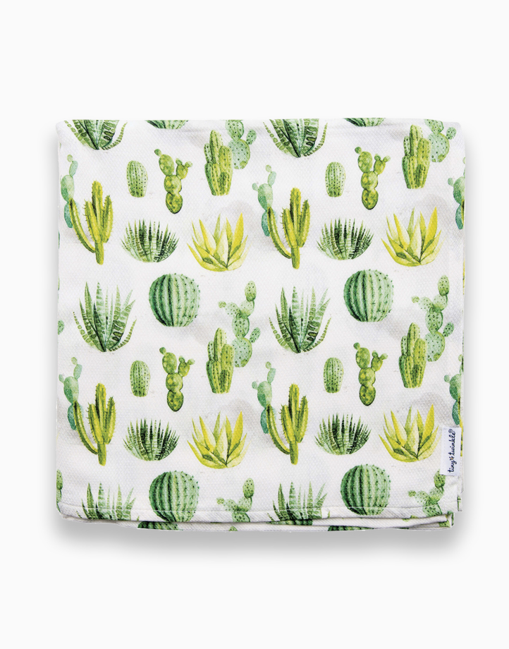 Swaddle Blanket by Tiny Twinkle   Cacti