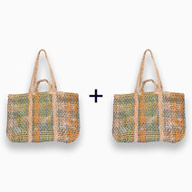 Habi home market bag tote %28buy 1  take 1%29