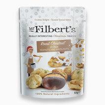 Re mr. filberts roast chestnut chive peanuts hazelnuts 50g