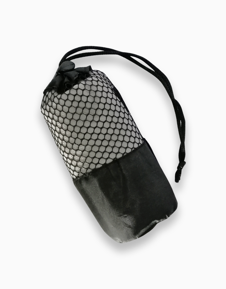 Dry Fast Towel (M) by TACTICS WATER GEAR | Gray