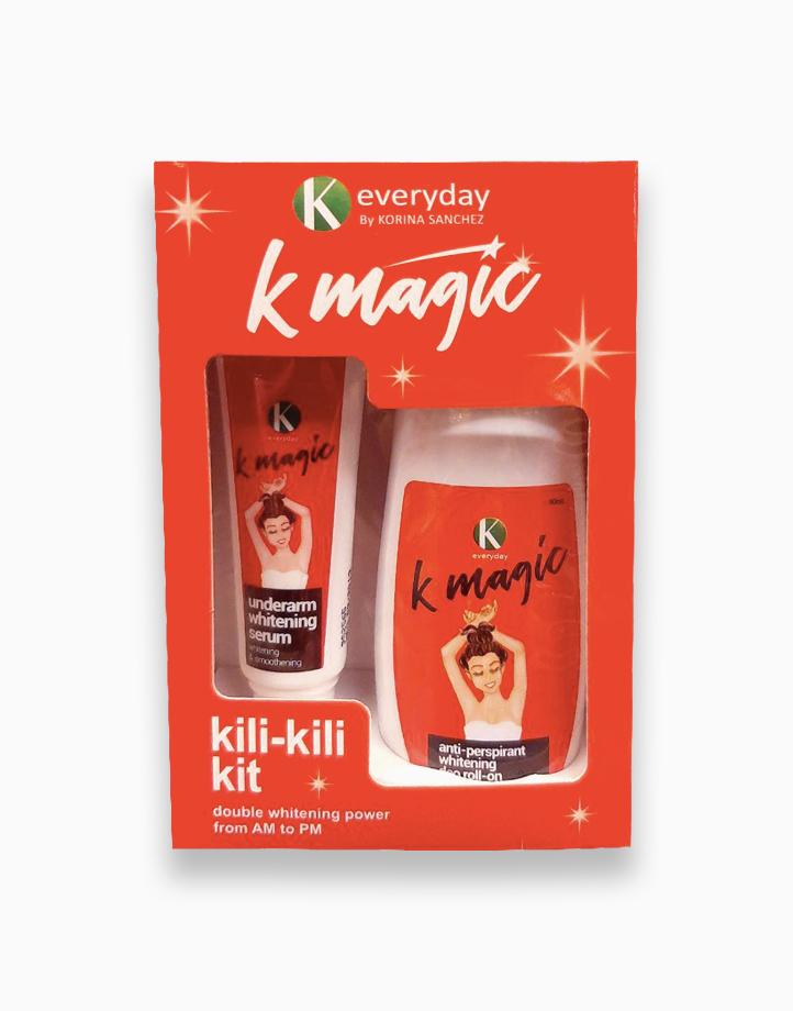 K Magic Kilikili Kit by K! Magic