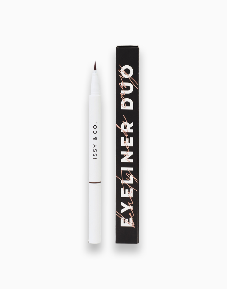 Eyeliner Duo by Issy & Co. | Dark Brown