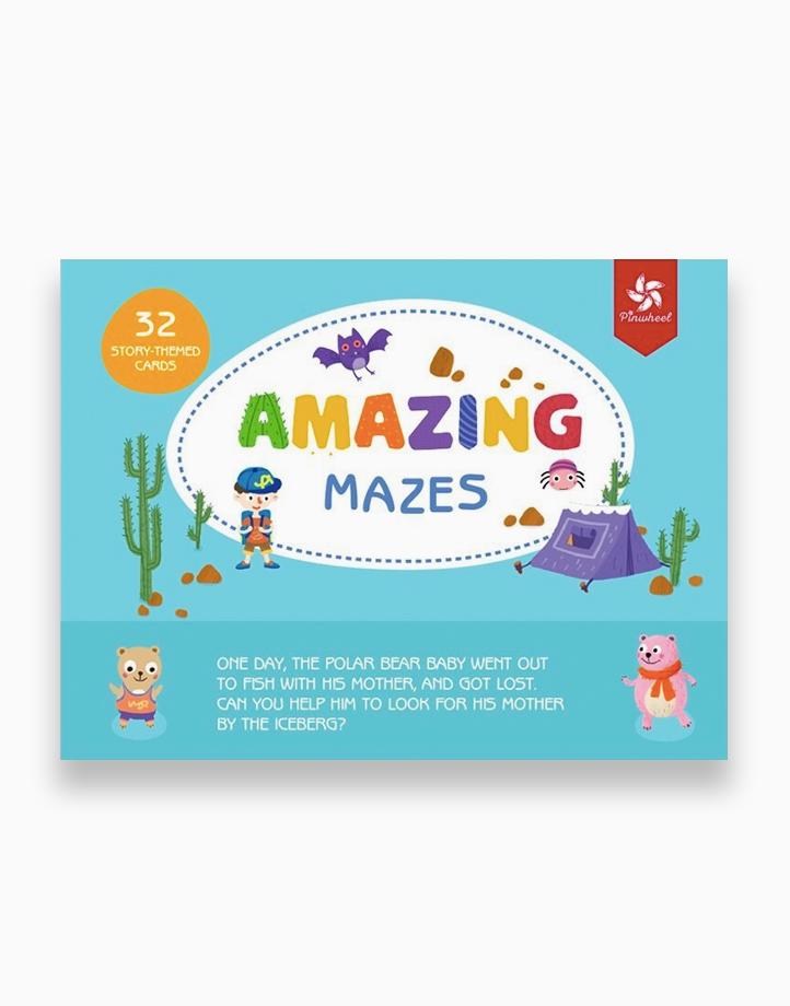 Rewritable Activity Set: Maze by Little Hippo