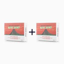 B1t1 aztec secret facial and body soap with bentonite
