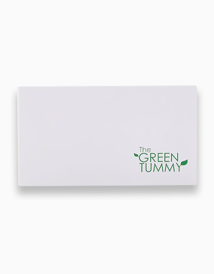 Jade Facial Roller and Guasha Stone by The Green Tummy