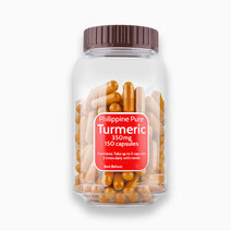 Turmeric (150 Capsules) by Philippine Pure