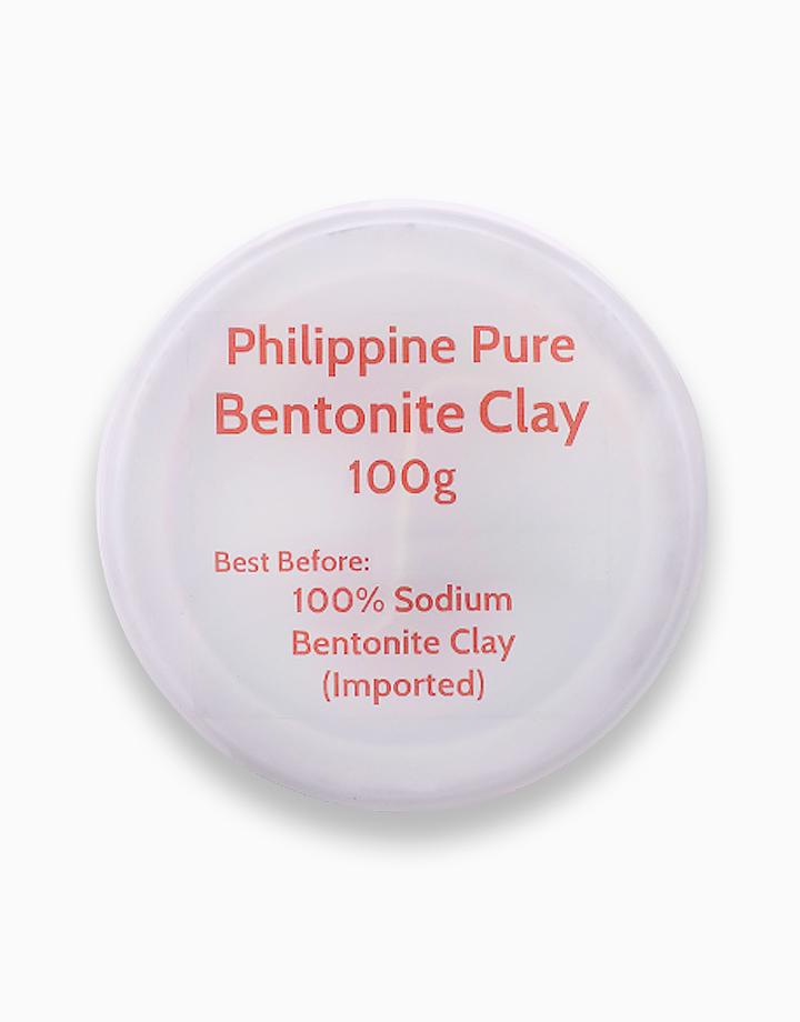 Bentonite Clay (100g) by Philippine Pure