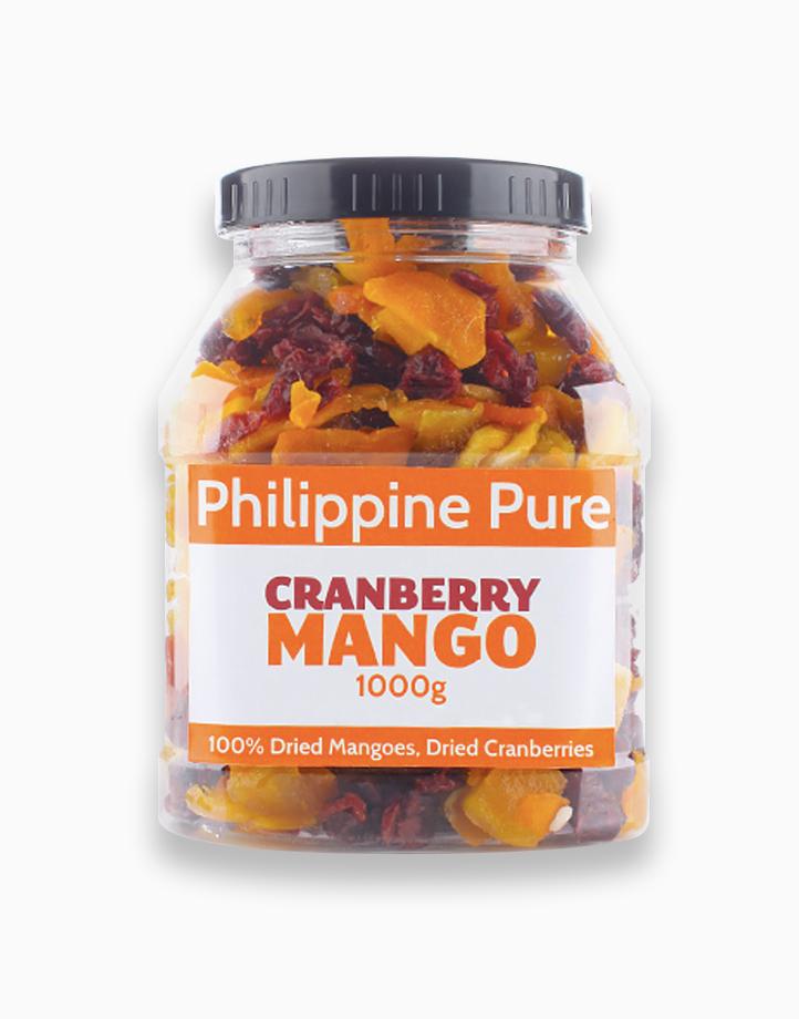 Cranberry Mango (1000g Jar) by Philippine Pure