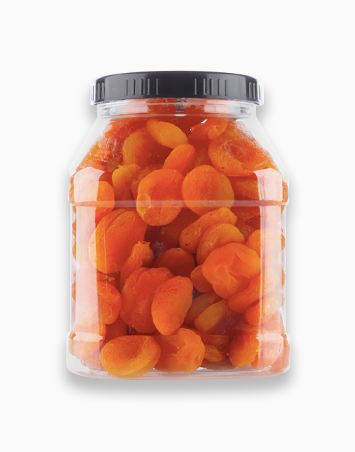 Dried Apricots (1000g Jar) by Philippine Pure