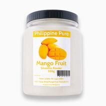 32748 mango fruit smoothie powder %28500g jar%29 1