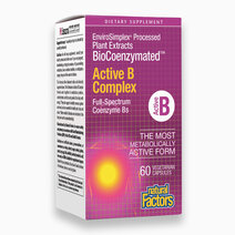 Re biocoenzymated  active b complex %2860 vcaps%29