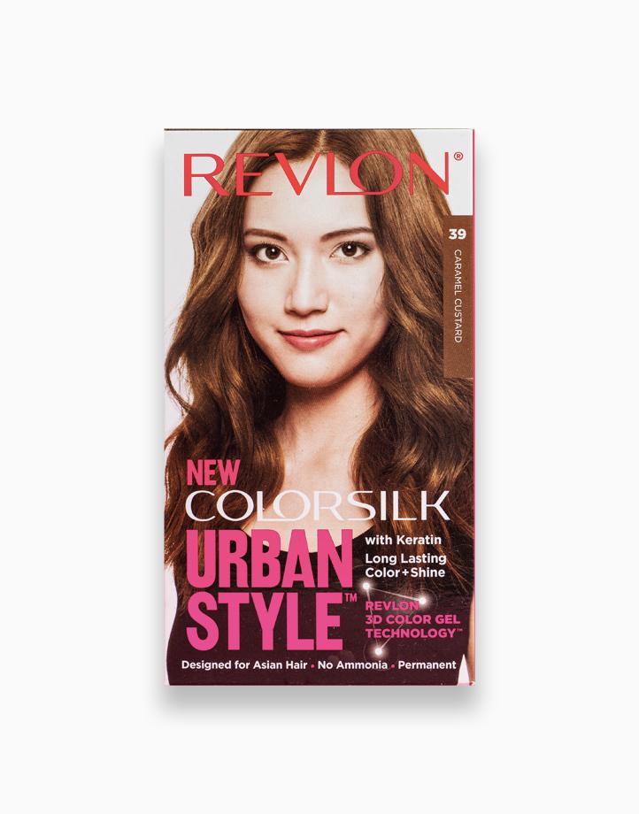 Colorsilk Urban Style Hair Color by Revlon | Caramel Custard