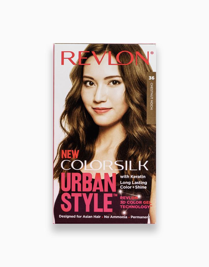Colorsilk Urban Style Hair Color by Revlon | Chestnut Mochi