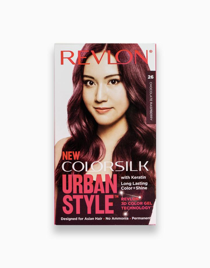 Colorsilk Urban Style Hair Color by Revlon | Chocolate Raspberry
